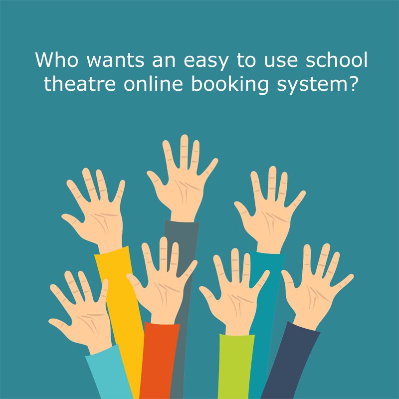 who wants an easy to use booking system?