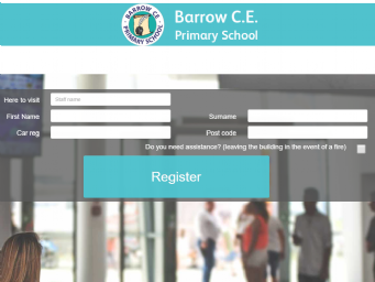 Barrow DigiGreet Registration