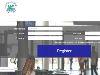 DigiGreet Registration