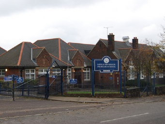 Little Thurrock Primary School building