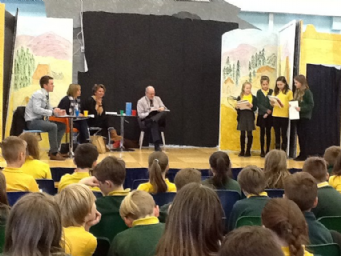 Eden Park Primary School Assembly