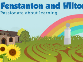 Fenstanton and Hilton Primary School logo