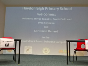 Haydonleigh Primary School Assembly