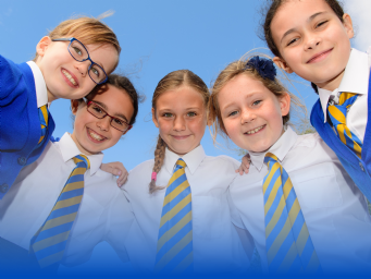 Our Lady of Good Counsel Catholic Primary School kids