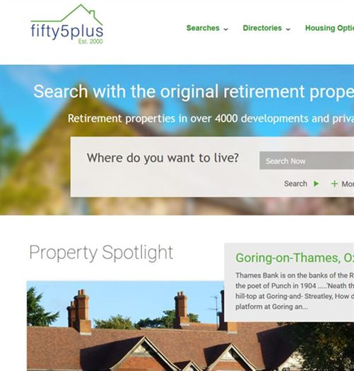 <p>Search with the original retirement property experts</p>