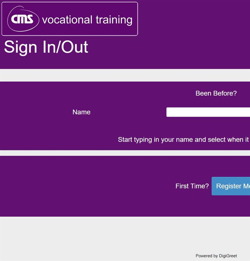 CMS Vocational Training Ltd
