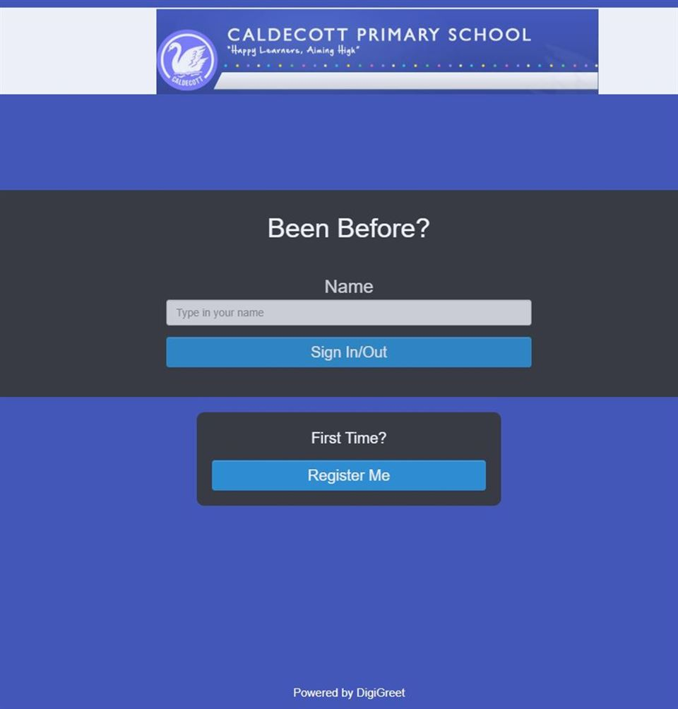 Caldecott Primary School