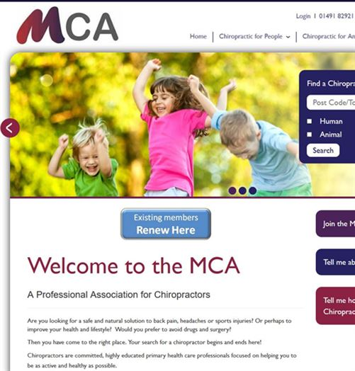 <p>An Chiropractic Association in Oxfordshire where you can find local practitioners</p>