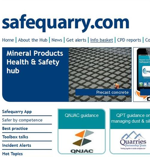 <p>A very interesting Association membership site exploring membership options for employees in Quarry products.</p>